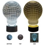 Custom Bulb 3D LED Lamp