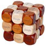 Custom Rubik Cube Wooden Puzzle