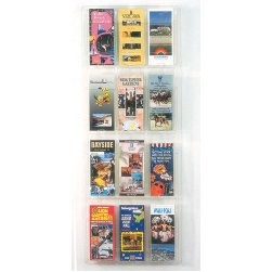 Wall Display 12 Pocket Brochure Holder