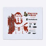 Custom Flat Faced Microfiber Rally Towel (15