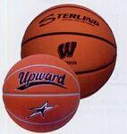 Custom Official Men's Status Comp Game Basketball (NFHS Stamped)