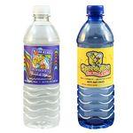 Custom Fall Special - 16.9 oz. Custom Label Bottled Water
