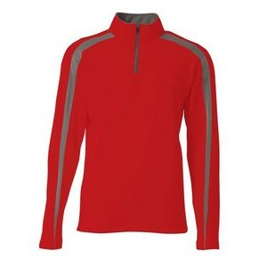 Men's A4 Spartan Quarter Zip Pullover