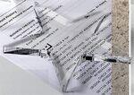 Custom Clear Star Paperweight - Acrylic (4