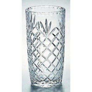 Montoya Award Vase - Lead Crystal