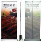 Custom Banner Stand - LD1 (Premium Single Sided)