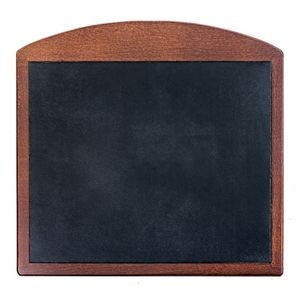 Walnut Wood & Leather Mouse Pad