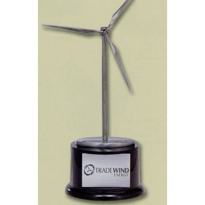 Wind Turbine Award W/Base