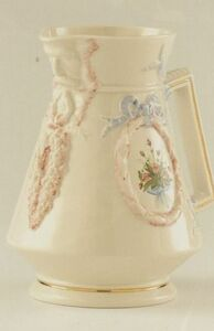 Belleek Archive Collection Florence Pitcher/Limited Edition - 850 Pieces