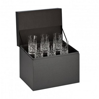Waterford Crystal Lismore Essence Hiball Glasses Set of 6
