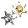 Custom Gold & Silver Sheriff Badge
