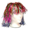 Custom Metallic Mylar Wig
