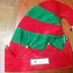 Custom Santa Elf Hat