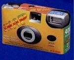 Custom Disposable Camera