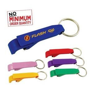 Bottle Opener w/Key Chain - Digital Full Color Process (Close out)