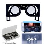 Custom Virtual Reality Viewer with Case