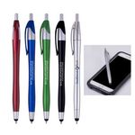 Custom Stylus Click Ballpoint Pen