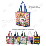 Custom Small quantity Custom Laminated Bag, Fast Delivery & FREE Shipping