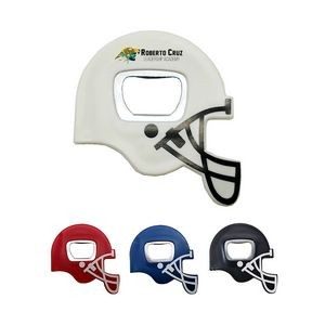 View larger image OPENER E567 Football Helmet Bottle Opener.with digital full color process