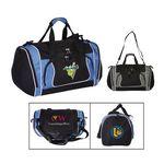 Custom Jumbo Travel Duffle Bag
