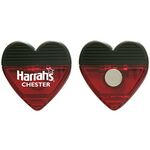 Custom Heart Shape Magnetic Clip