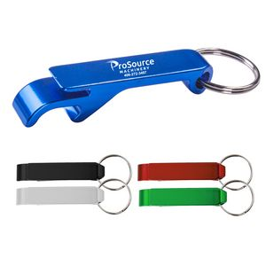 Bottle Opener w/Key Ring