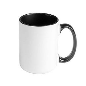 15 Oz. Traditional Coffee Mug