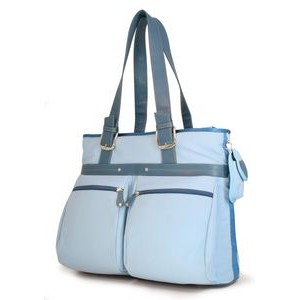 The Eco-Friendly Tote (Blue)