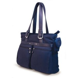 The Eco-Friendly Tote (Navy Blue)