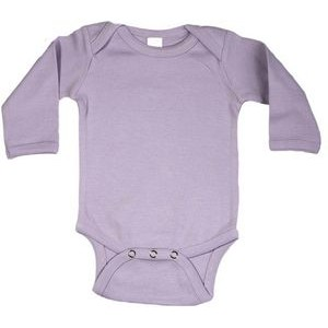 Lavender Long Sleeve Onezie