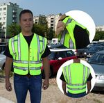 Custom Public Safety Vest 5 Point Breakaway