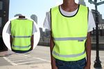 Custom Youth Safety Vest