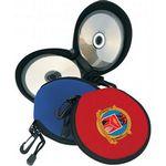 Custom Neoprene 24 CD DVD Disk Holder