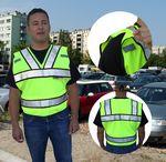 Custom V Neck Public Safety Vest Breakaway