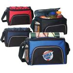 Custom Traveler's Sport 6-Pack Cooler Duffle Bag