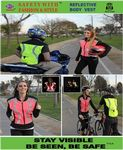 Custom Outdoor Sports Cycle Safety Vest Reflective