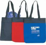 Custom Poly Gusset Tote Bag 14