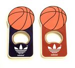 Custom Jumbo Size Basket Ball Magnetic Bottle Opener