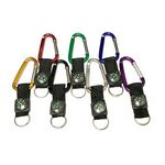 Custom 6 Cm Carabiner with Compass
