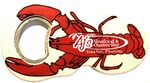 Custom Jumbo Size Lobster Shape Magnetic Bottle Opener