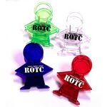 Custom Large Size Figure Magnetic Memo Clip with Strong Grip
