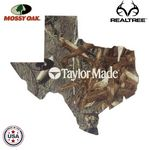 Custom Mossy Oak or Realtree Camo 6