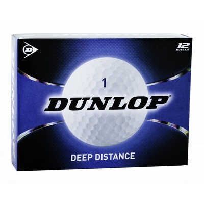 Dunlop Deep Distance Golf Ball