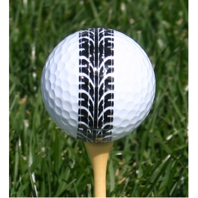 Tire Tread golf Ball