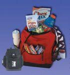 Custom Getaway Duffel Travel Bag w/ Snacks & Road Atlas