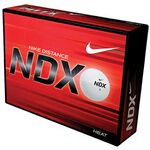 Custom Nike NDX Heat Golf Ball