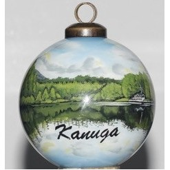 Kanuga Ornament - Fine Art Artwork
