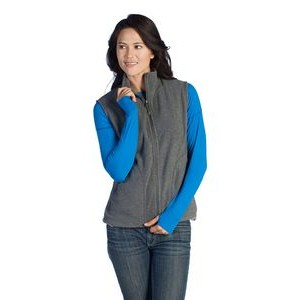 Ladies Prairie Microfleece Vest