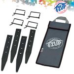 Custom E-Z UP Heavy Duty Stake Kit - 4 Pack