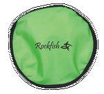 Custom Green Flippy Flyer Flying Disc